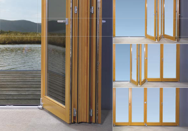 BMB Folding (Bi-fold) Doors