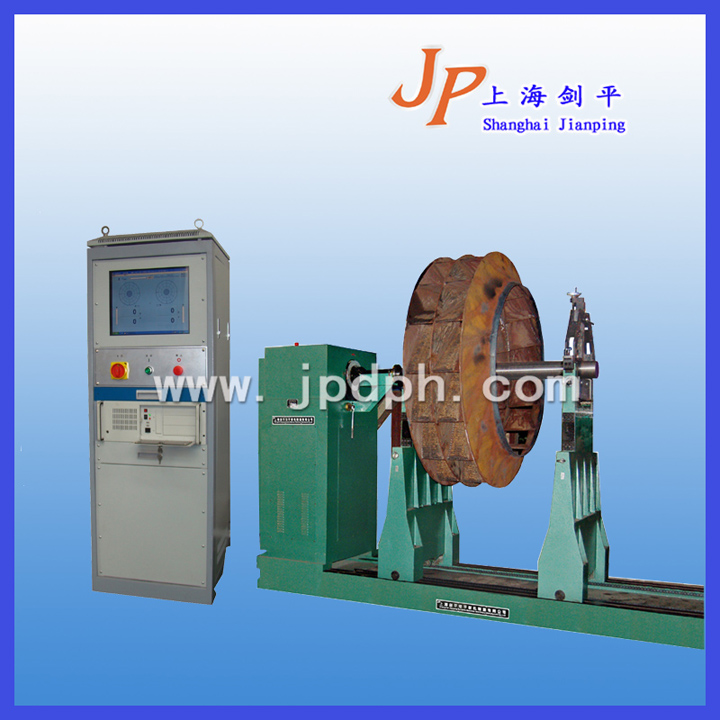 dynamic balancing machine, rotor, crankshaft, pump impeller