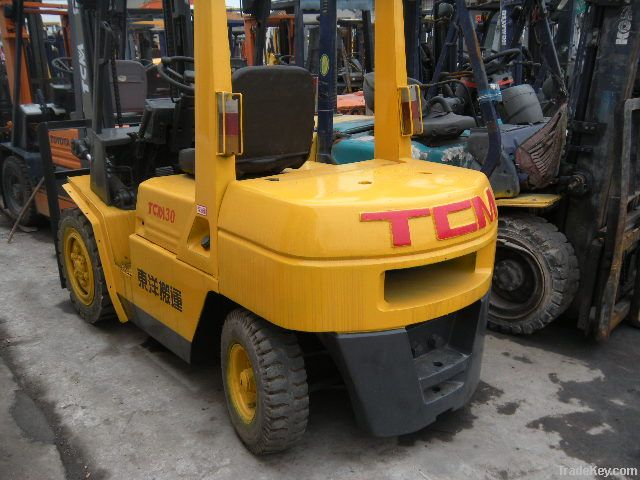 Used TCM Forklift (3 Tons)