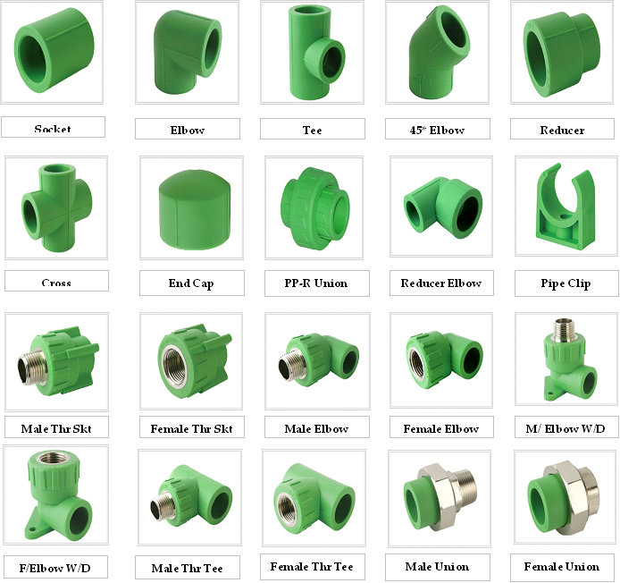 Eurotech ppr c pipes fittings by pipe