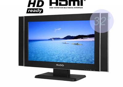 """MexDigi 32"""" LCD TV (HD Ready)"""