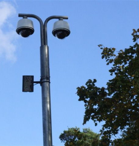 CCTV cameras and other video equipment
