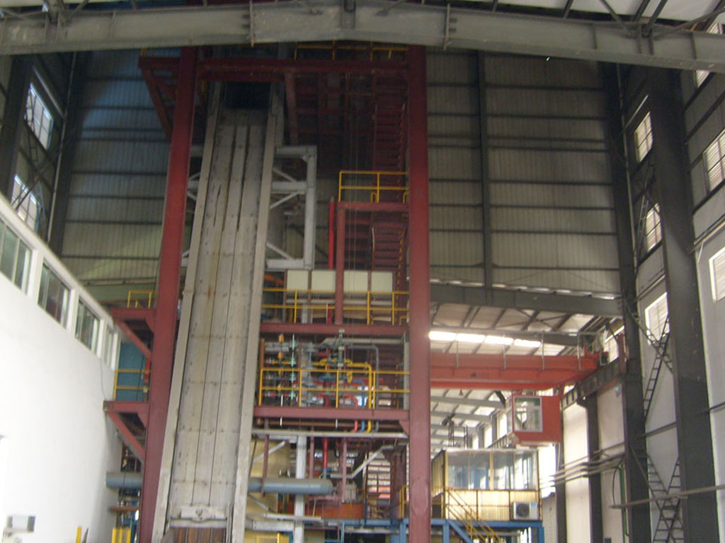 Vertical High Efficiency Energy-saving Copper Melting Furnace By ...