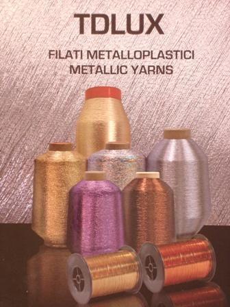 Metallic Yarn, TDLUX, Garn