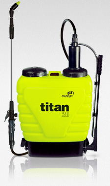 Titan Series Sprayer 12, 16, 20 litres