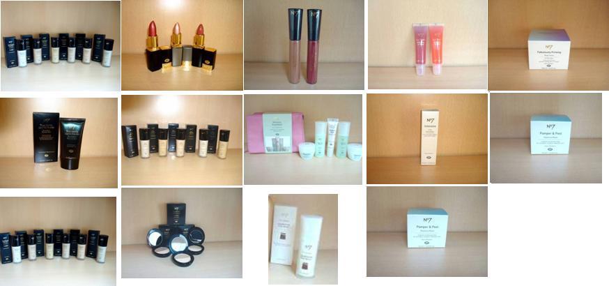 stock cosmetic  n-7