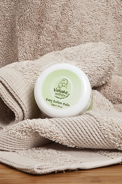 Nature Baby Bottom Balm