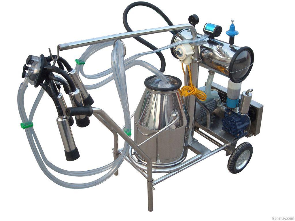 milk machine vacuum
