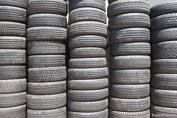Used Tires & Tires Scrap