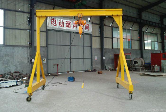 gantry crane plans Quotes