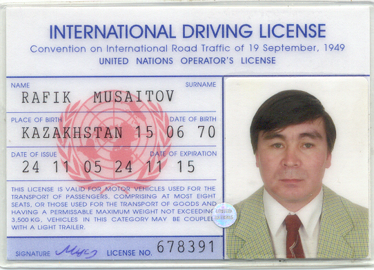 International Driving Licence Uk Steadlane Club