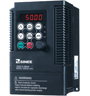single phase AC drive, frequency inverter, household inverter, EM303A