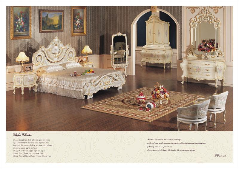 italian classic bedroom furniture images