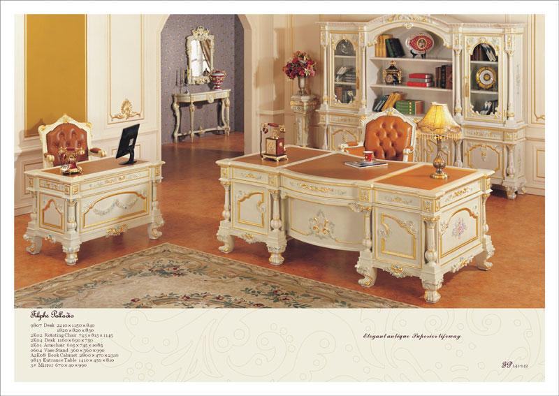 Classic Home Office Furniture european classic home office furniturefiliphs palladio