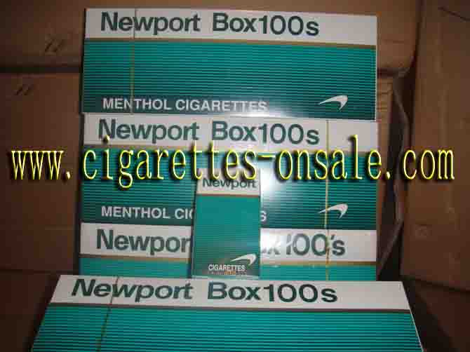 Wholesale cartons of Winston