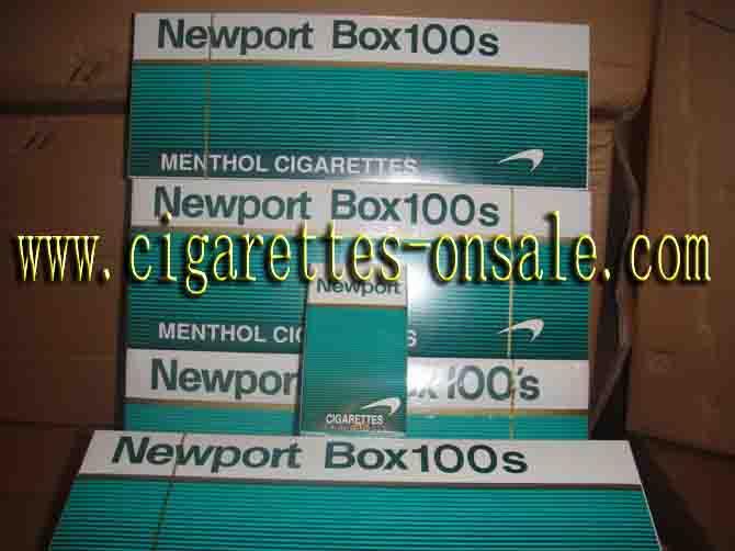 Wholesale cartons of Winston