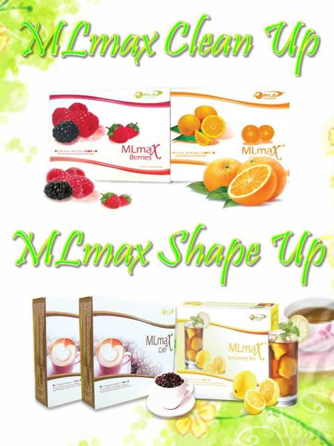 MLMAX CLEAN UP & SHAPE UP