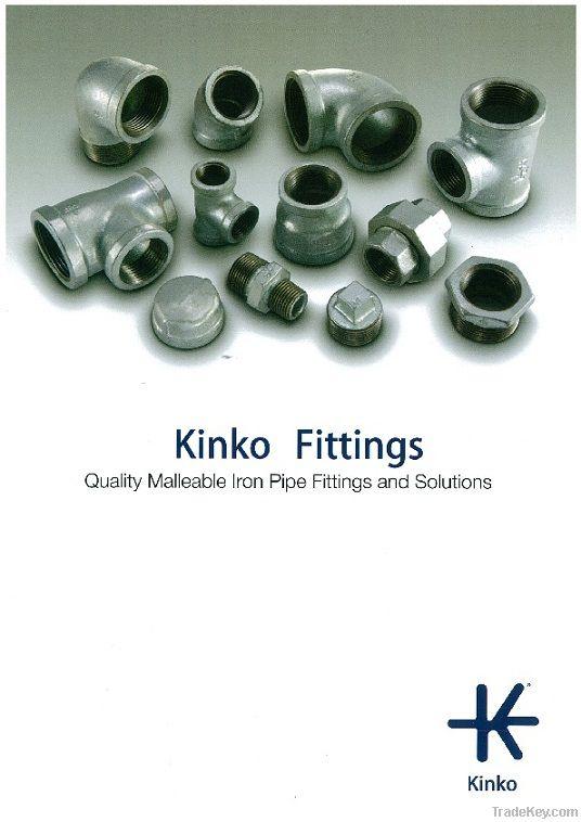 KINKO Malleable Iron Threaded Fitting
