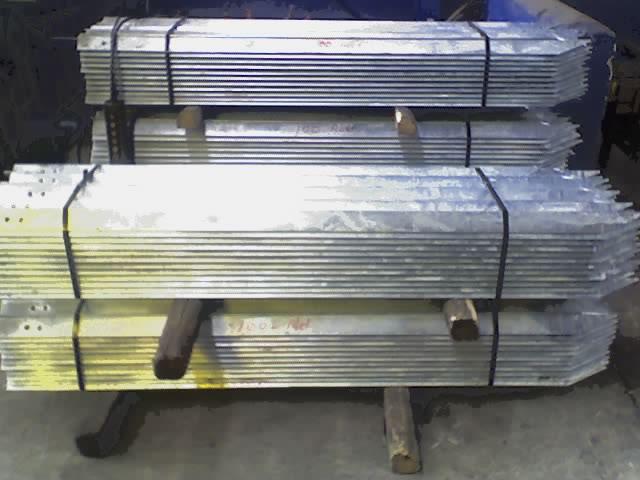 Earthing Electrode (Pile, Corner Bracket)