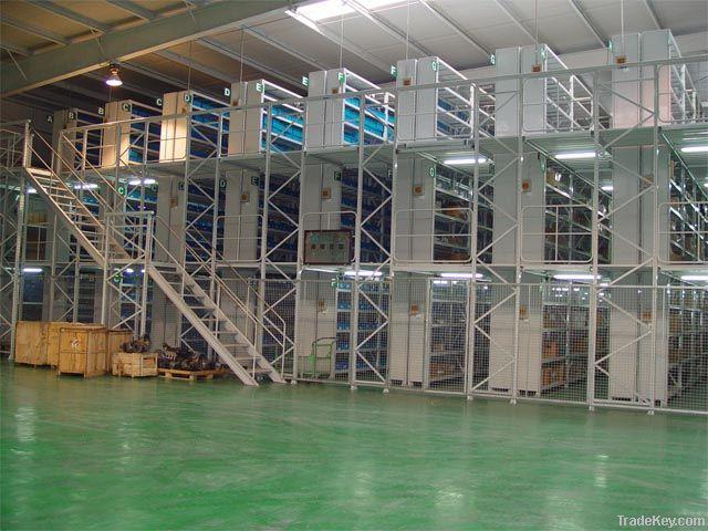 Mezzanine Area raised area storage multi tier racking mezzaninenanjing nuobei