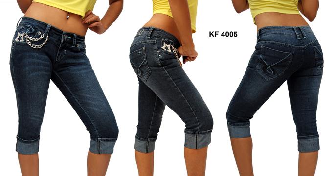 Ladies Denim pants