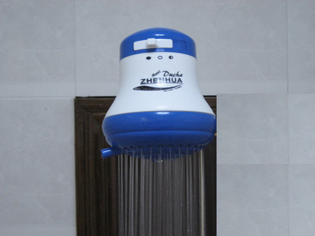 Instant Shower Heater