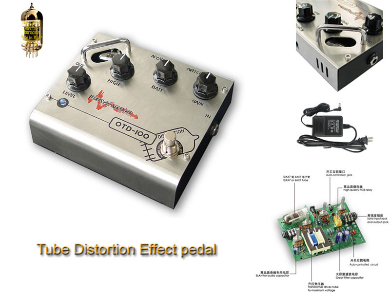 Guitar Tube Effect Pedal