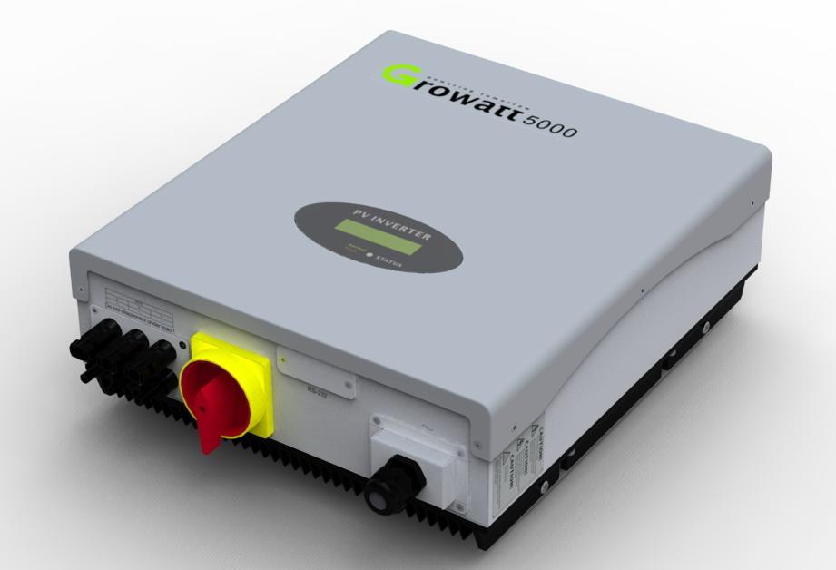 Solar Inverter 5Kw