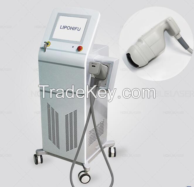 Liposonix HIFU technology body slimming machine