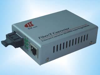 10/100m External Power Supply Media Converter