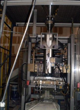 Machinery Packaging Detergent