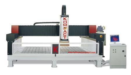 Helios Automazioni - Macchine CNC per la lavorazione di marmo