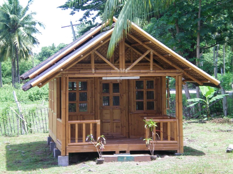 House Design In The Philippines Bamboo Made