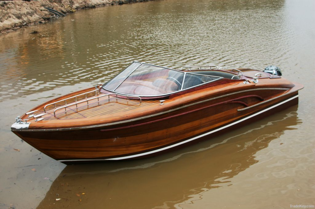 SPEED BOAT V6 By Hodota Boats Vietnam