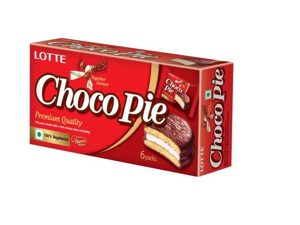 LOTTE CHOCOPIE