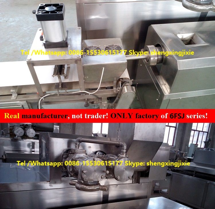 extruded shrimp cracker machine (manufacturer) whatsapp: 0086-15530615177