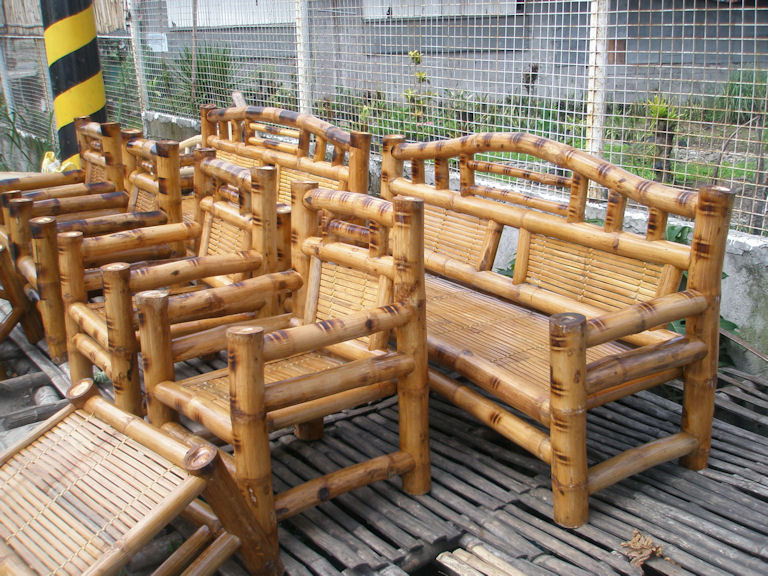Bamboo Furniture By Eagle Exports Philippines