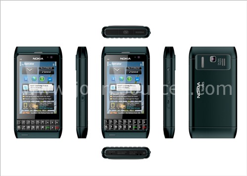 touch mobile n8i