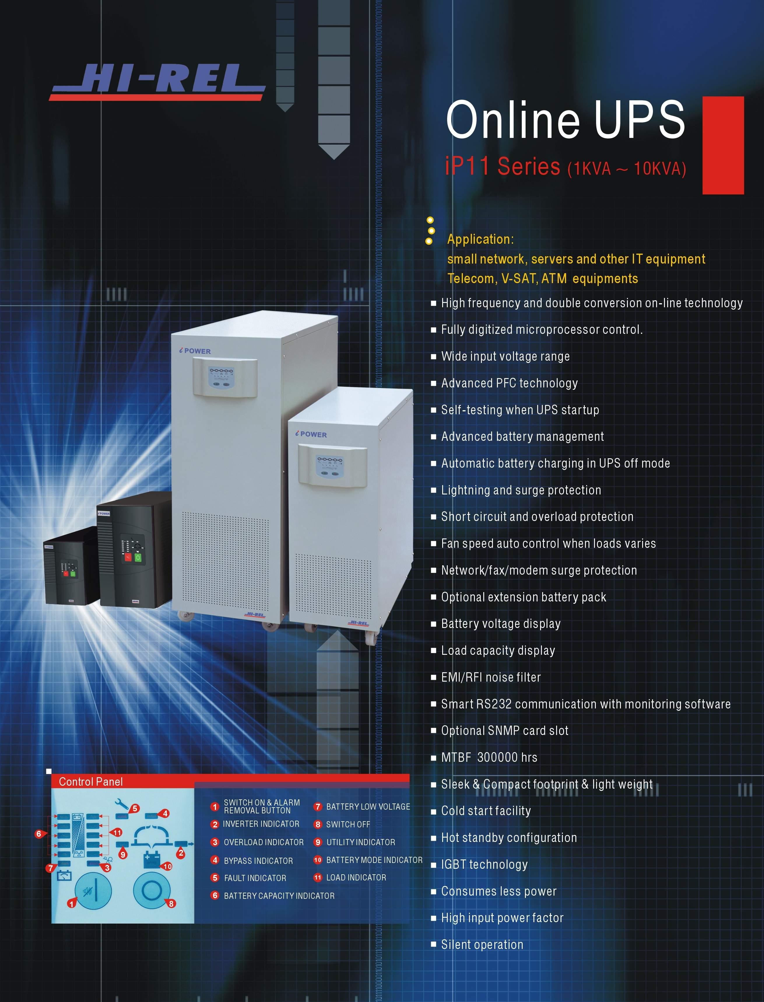 iPower UPS