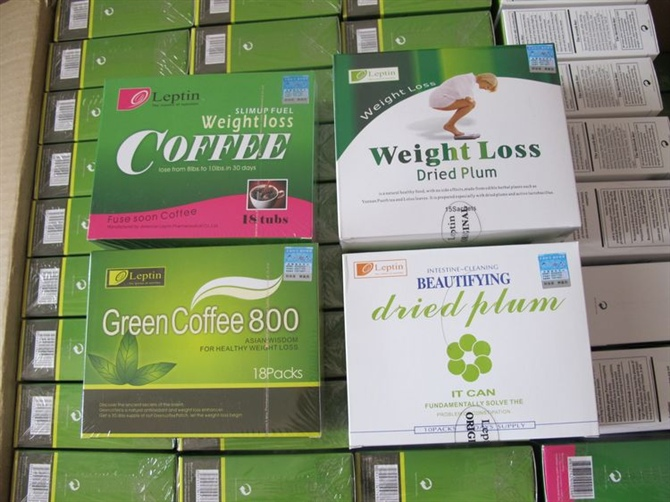leptin weight loss coffee side effects