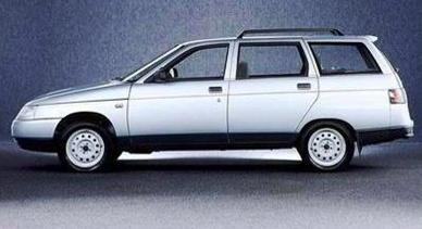 Bogdan 2111 passenger car