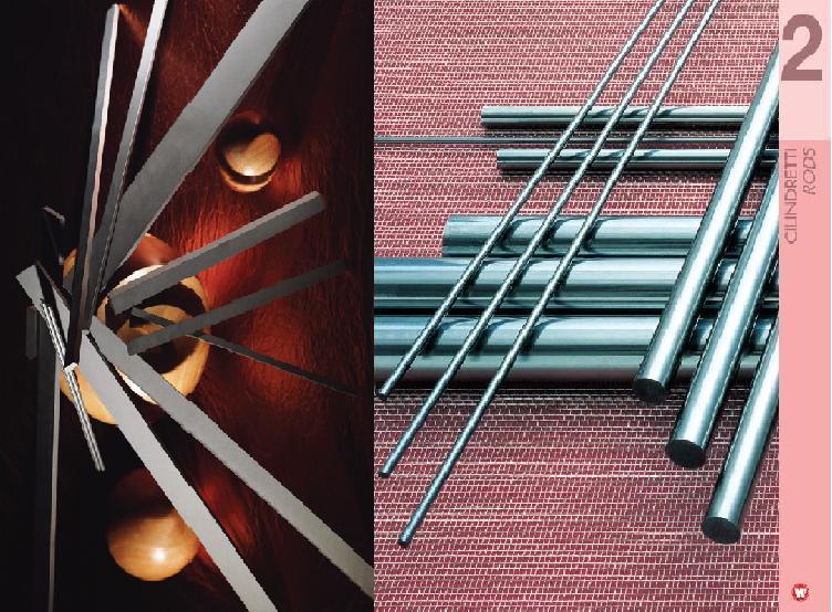 Tungsten Carbide Rods & Bars
