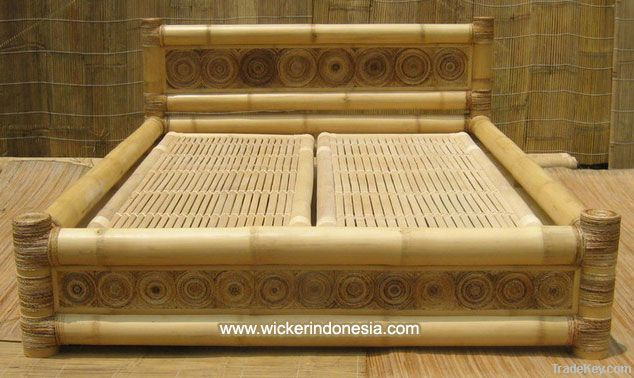 Bamboo Bed Room Furniture