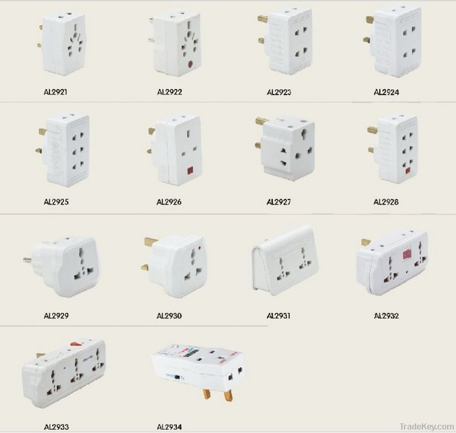 Multi Travel Plug Adapter Universal Used Plug Socket By Hongkong Aml I Amp E Co Ltd China