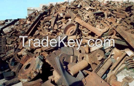 Steel scrap HMS 1&2