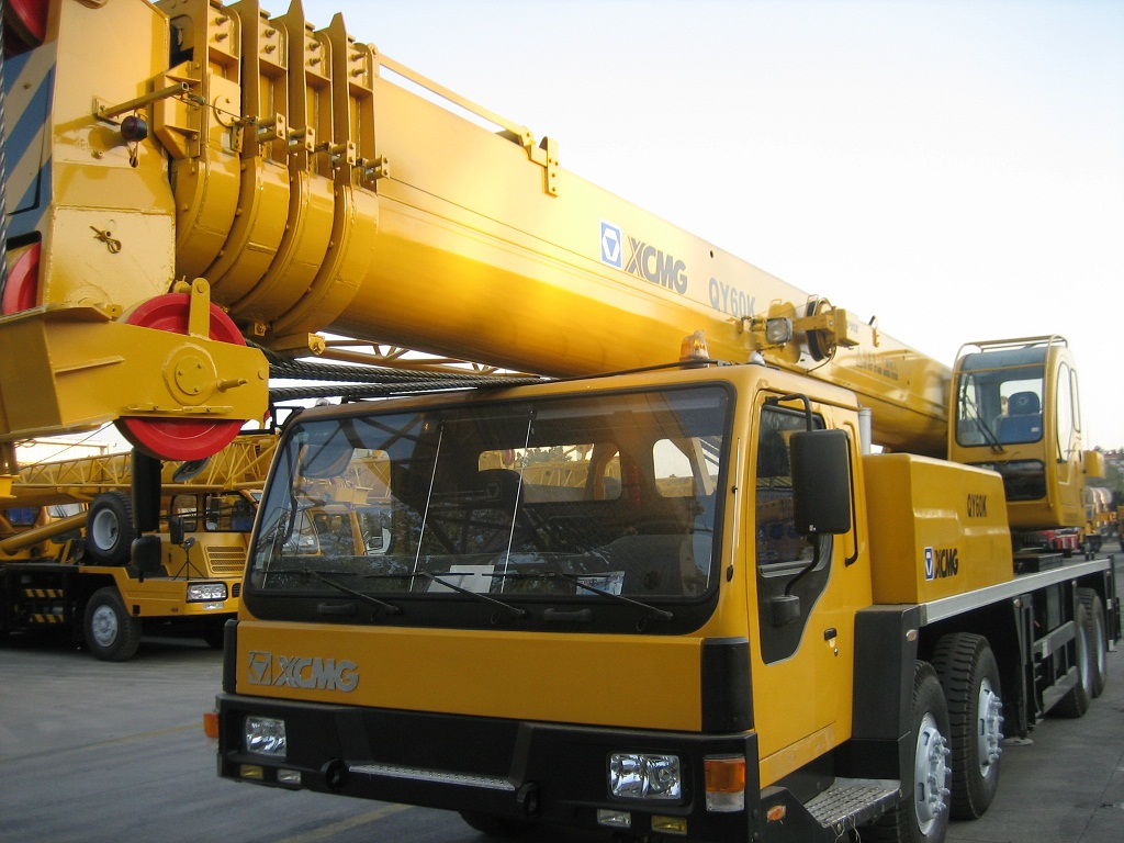 Xcmg Crane Spare Parts : Xcmg qy k spare parts of truck crane cranes tradekey