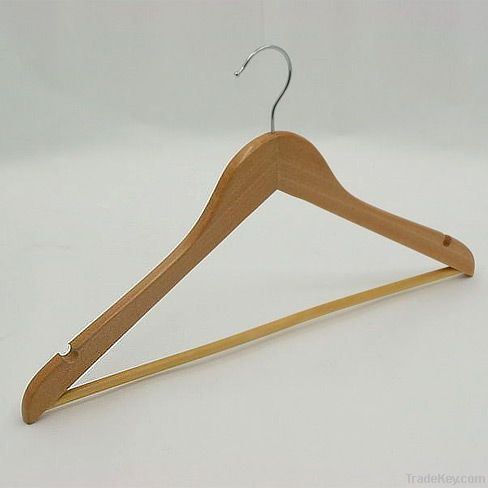 wooden clothes hangers by maos courtesy limited