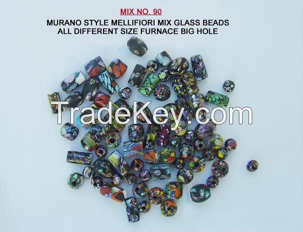 Murano Glass beads MIX