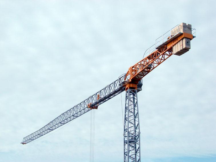 Tower Crane Uses : Itcranes tower crane used