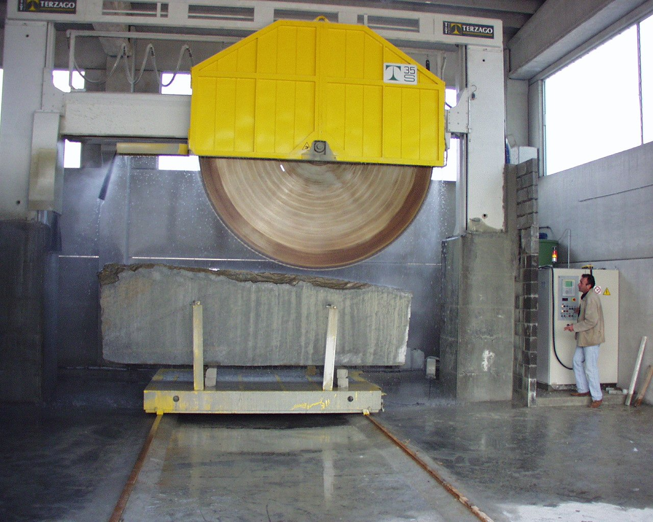 Marble And Granite Processing Machines Products Offered By